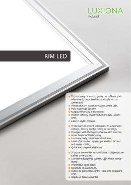RIM LED