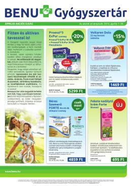 Pest megye - BENU Gyógyszertár