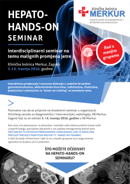 Hepato seminar flyer screen