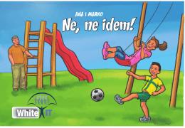 preventivna brošura o komunikaciji s nepoznatim osobama - MUP-a
