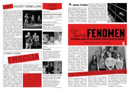 emocija - Fen - Festival Opatija