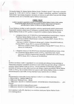 Odluka-udruge - Općina Babina Greda