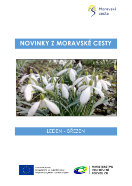 příloha - Moravská cesta