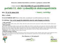 plakát - ZŠ Klášterec nad Orlicí