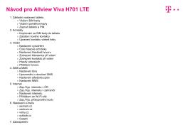 Allview Viva H701 LTE - T