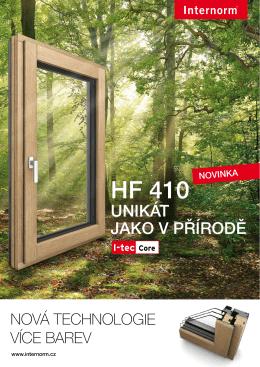 HF 410 - Internorm