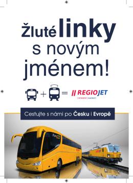 Cestujte s námi po Česku i Evropě
