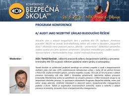 Prezentace aplikace PowerPoint - ICS