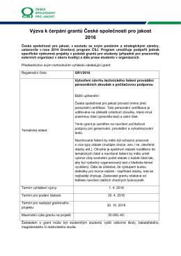 Praktický manuál pro používání značek a certifikátů certifikačního