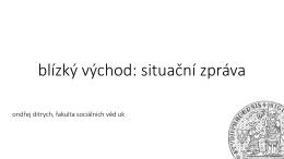 Ondřej Ditrych, Institut politologických studií, FSV UK v Praze