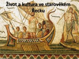 Život a kultura v Řecku