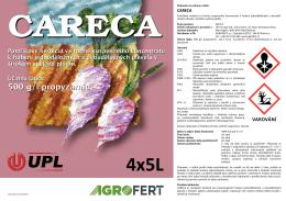 CARECA 4x5L