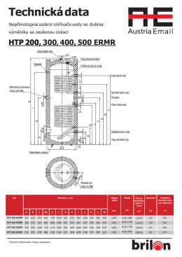 HTP 200-500 ERMR