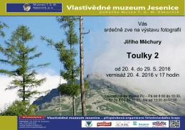 Toulky 2 - Muzeum T. G. M. Rakovník