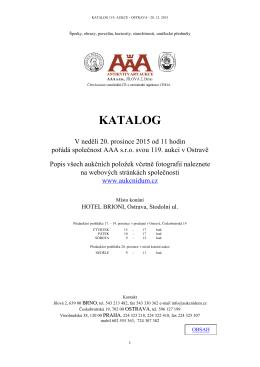 TEXT - PDF - AukcniDum.CZ