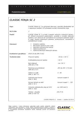 CLASSIC FENJA SC 2