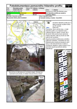 str. 045 - HP C - Doubský potok - Liberec