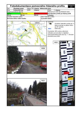 str. 046 - HP C - Doubský potok - Liberec
