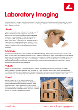Laboratory Imaging