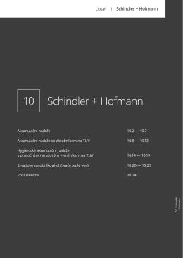 10 Schindler + Hofmann