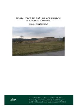Souhrnna zprava 6.2015 - Město Ždírec nad Doubravou