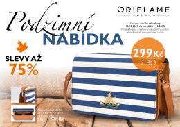 NABÍDKA - Oriflame