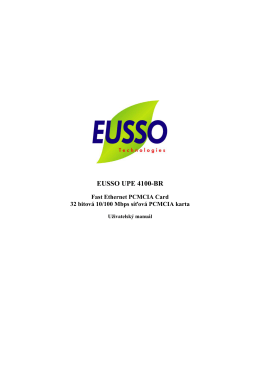 EUSSO UPE 4100-BR
