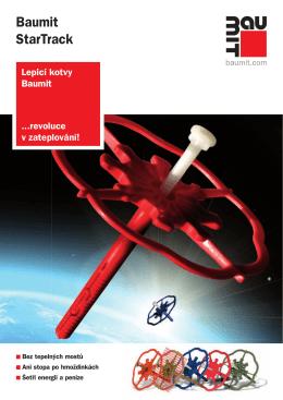Baumit StarTrack - Rajstavitelu.cz