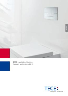 TECE ovládací tlačítka brožura (PDF 2 MB)