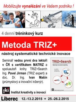 vedou první dva lektoři v ČR s certifikátem MATRIZ - IKI