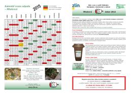 zlín Kalendář svozu odpadu – Mladcová