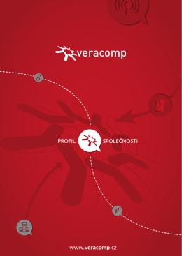 profil společnosti www.veracomp.cz