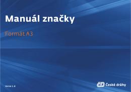 258. Manuál - České dráhy, as