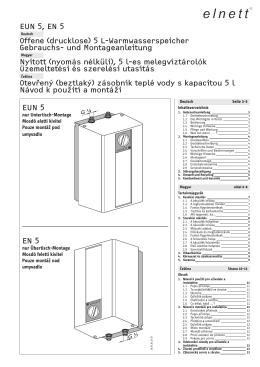 Elnett návod k použití a montáži