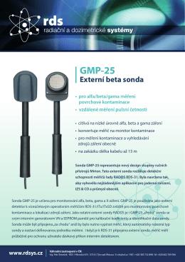 MDA GMP-25