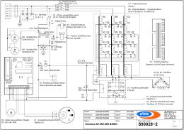 S90028-2 Schéma Alf 250