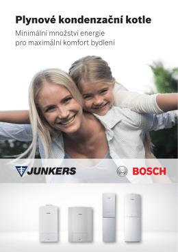 Plynové kondenzační kotle