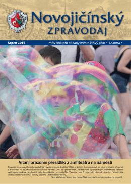 ZPRAVODAJ - Nový Jičín