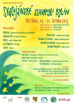 Vlčí Hora, 19. - 21. června 2015