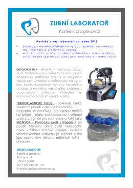 ERKOFORM 3D + - Atraktivní tvarovací zaříze