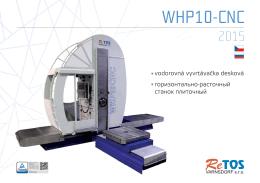 WHP10-CNC