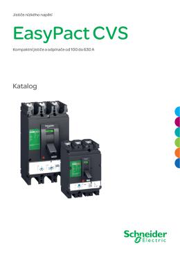 S1146 EasyPact CVS.indd - Elektronický katalog Schneider Electric