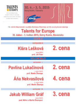 Talents for Europe 2015-4