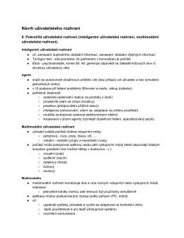 Návrh uživatelského rozhraní - OI-Wiki