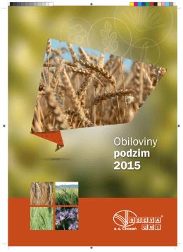Katalog Podzim 2015