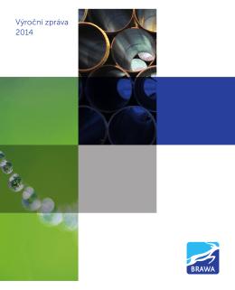 Výroční zpráva za rok 2014