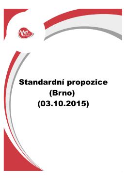 Standardní propozice (Brno) (03.10.2015)