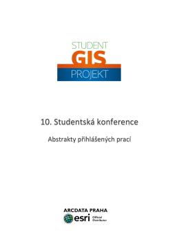 10. Studentská konference