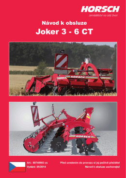 Joker 3 - 6 CT