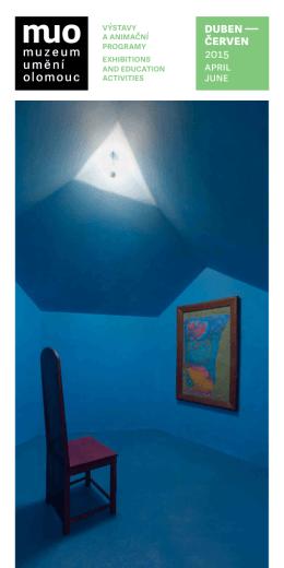 Bulletin 2/2015 - Muzeum umění Olomouc